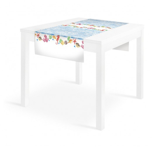 Estate Runner 120x48 (Bianco) di www.monochic.it Runner Monouso