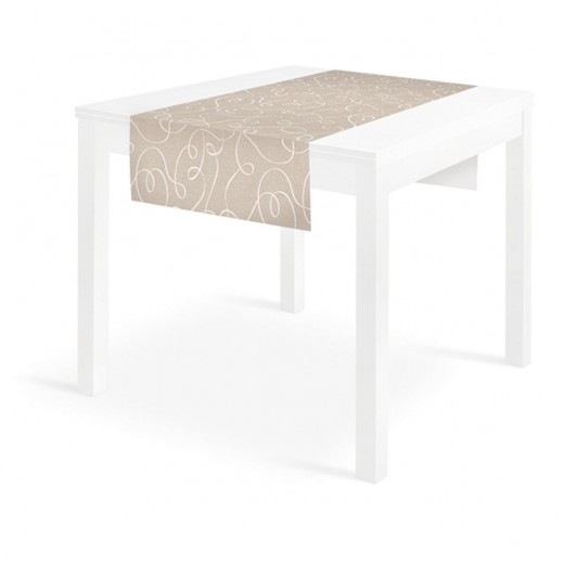 Grace Creta Runner 120x48 (Neutri) di www.monochic.it Runner Monouso