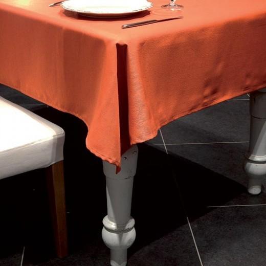 Tovaglia Antimacchia Terracotta 150x150 (Tovaglie Antimacchia) di www.monochic.it Tovaglie Antimacchia