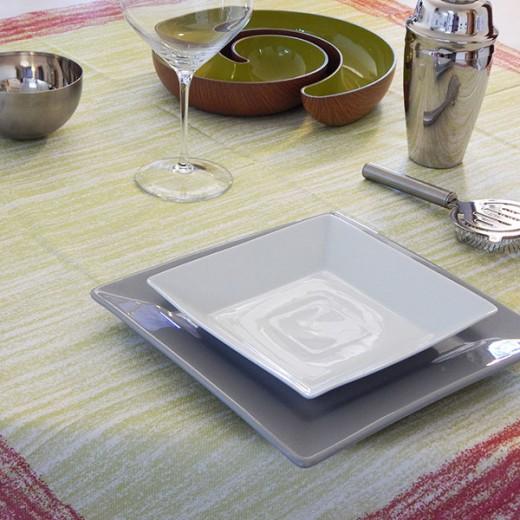 Feel Olio Tovaglia 100x100 (Novità) di www.monochic.it Tovaglie Monouso