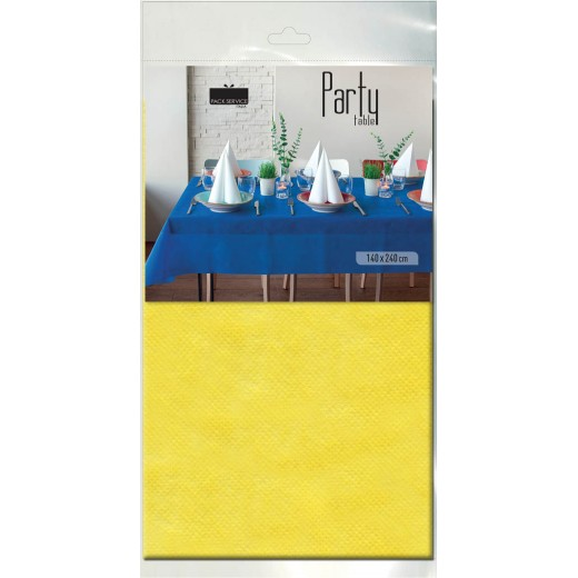 TNT Giallo Party  (Giallo) di www.monochic.it Tovagliato Monouso