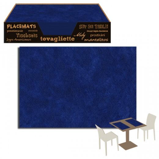 TNT Blue Tovaglietta 30x50 (Blu) di www.monochic.it Tovagliette Monouso