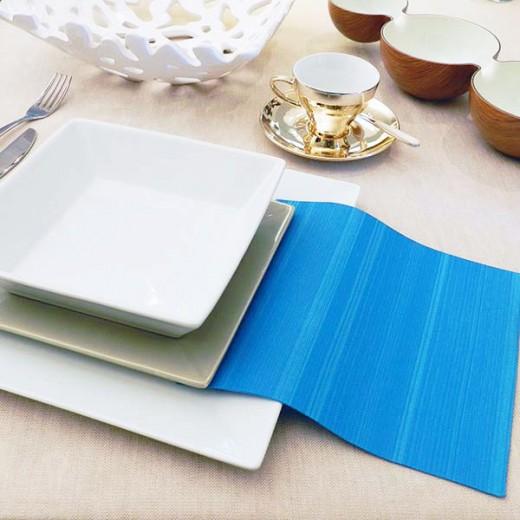 Soul Mare Tovagliolo 40x40 (Azzurro) di www.monochic.it Tovaglie Monouso