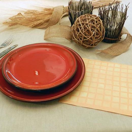 Tablo Giallo Tovagliolo 40x40 (Giallo) di www.monochic.it Tovaglie Monouso