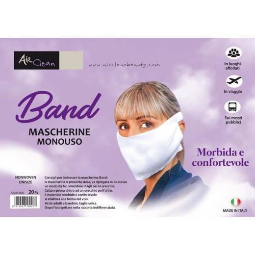 MASCHERINE PROTETTIVE BAND
